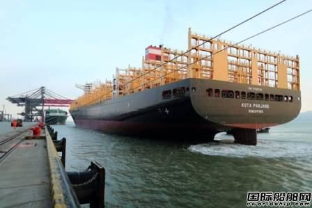 中远海运收购目标'锁定'太平船务?