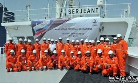 Qatargas完成装运1万艘液化气货物创新里程碑