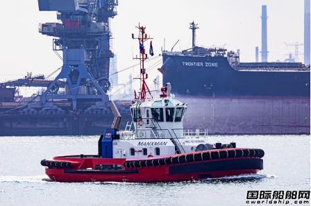 SMS Towage在达门船厂集团订造2艘拖船