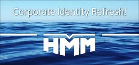 现代商船公布企业新标识