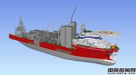 全球最贵定制钻石开采船正式开建