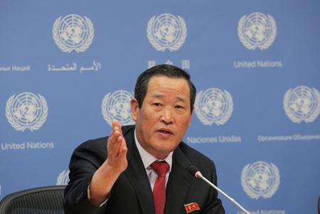 朝鲜罕见召开记者会:要求美国归还扣押朝鲜货船