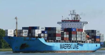 """搜救失败!""""Maersk Patras""""轮一船员落水失踪"""