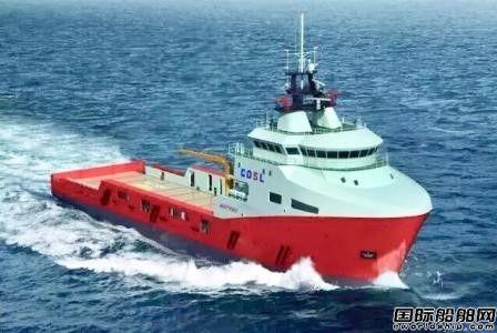 七〇四所获4艘守护供应船动力系统集成订单
