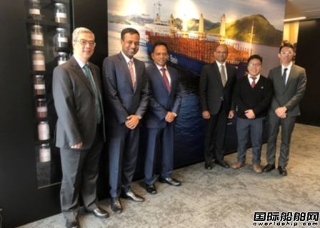 MAN签约为太平洋航运111艘散货船提供服务