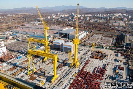 红星造船厂有望再获4艘破冰型LNG船