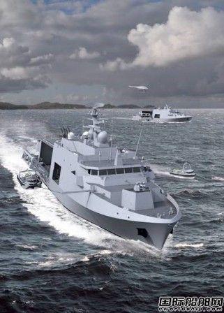 比利时海军与机器人集团接获23亿美元12艘猎雷艇订单