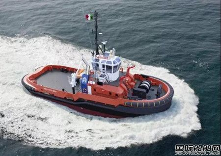 达门集团再获Rimorchiatori公司拖轮订单