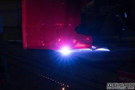 美国海军哥伦比亚级弹道导弹潜艇开工建造