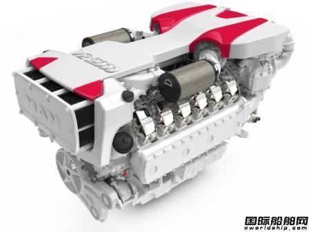 MAN Engines交付AB Yachts首台V12-2000发动机