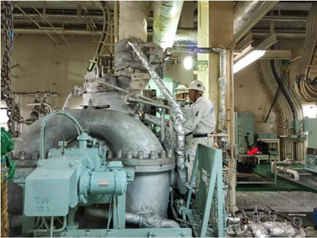 华润大东完成首批次大型LNG船修理工程