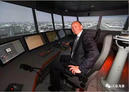 英国最大的航海模拟器中心即将开放