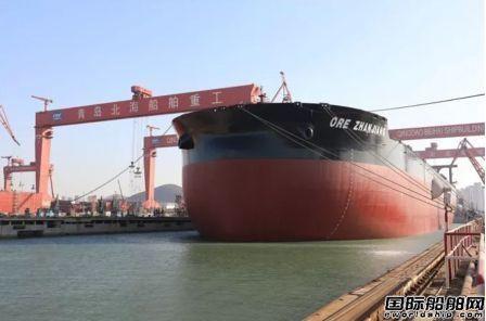 北船重工前5月造修船生产稳步增长
