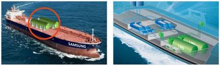 韩国布局LNG动力船全产业链