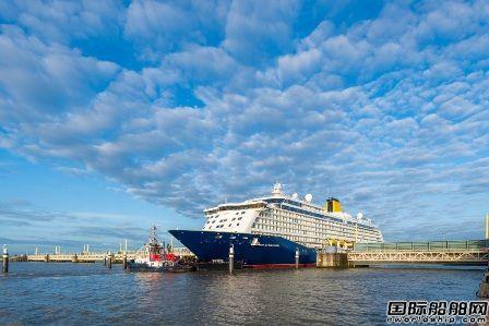Meyer Werft为Saga Cruises建造首艘邮轮出坞