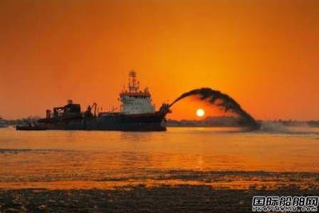 瓦锡兰推出挖泥船混合动力新产品