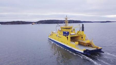 智能船舶市场即将开启,船配企业准备好了吗?