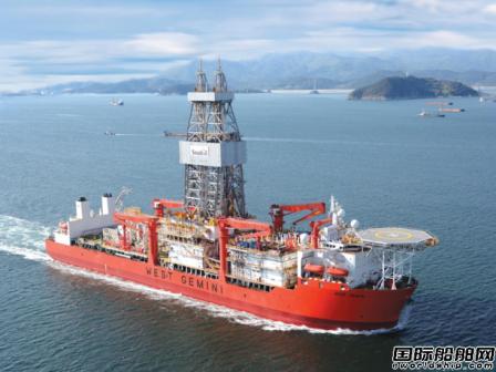 Seadrill租船合同储备总额达到19亿美元