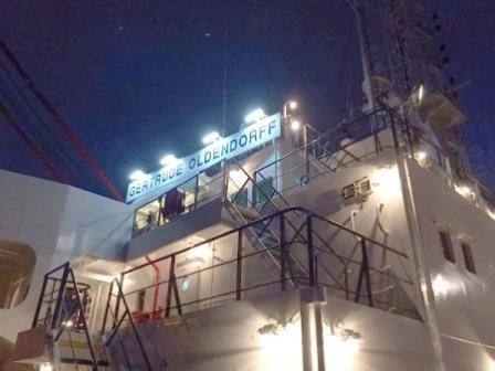 Oldendorff将为旗下船队改装LED照明灯