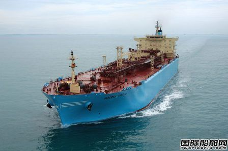 大船集团再获马士基油轮4艘LR2成品油船订单
