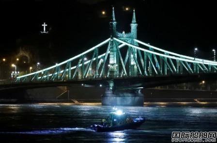被撞七秒沉入河中!匈牙利沉船事故回顾