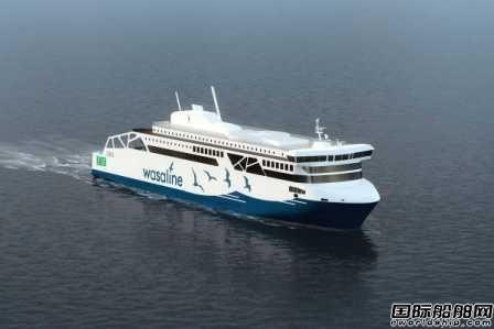 WE Tech混合推进系统获新造客滚船合同
