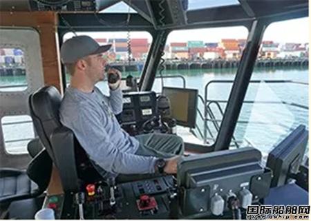 首批使用Cat集成推动系统的拖船究竟有多特别?