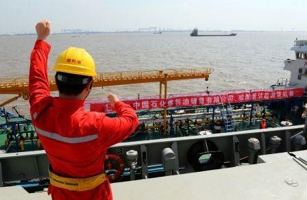 中石化明年将形成1千万吨低硫重质船用燃料油产能