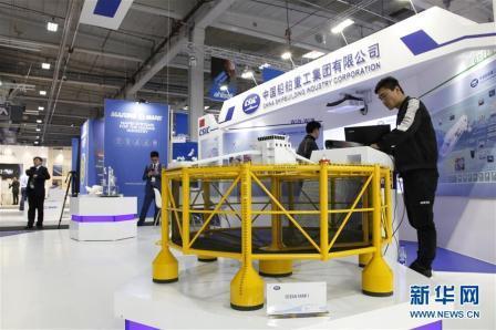 中国船企积极借助挪威国际海事展开拓市场