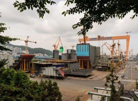 韩国造船业重组:最大担忧是欧洲船东