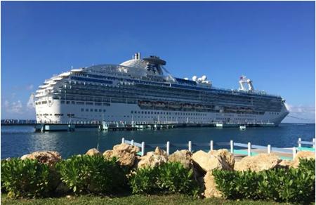 最新报告:邮轮硫氧化物排放对港口国影响最大