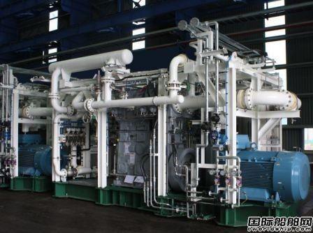 Babcock获全球首艘新造LPG动力船配套供应合同
