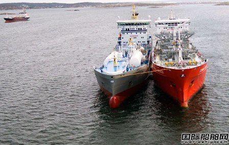 未来大型LNG动力船舶或将激增
