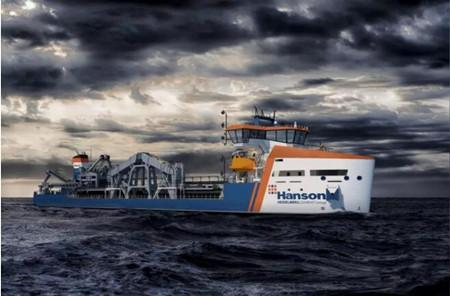 达门Galati船厂接获海上集料挖泥船订单