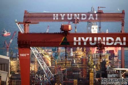韩国船企5月接单量再次反超中国