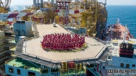 壳牌Prelude FLNG首批LNG货物发运