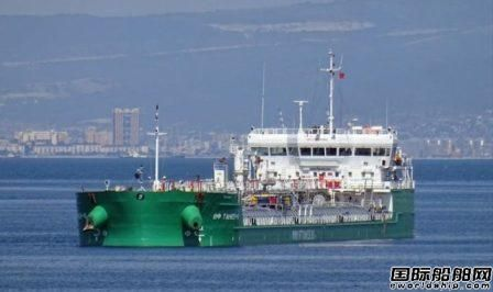 俄罗斯油船爆燃事故已致3死2伤