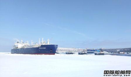 Novatek在红星造船厂LNG船订单增至17艘