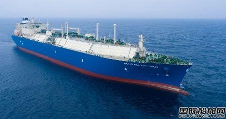 大宇造船再获希腊船东1艘LNG船订单