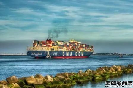 达飞轮船未来3年将接收20艘LNG动力集装箱船