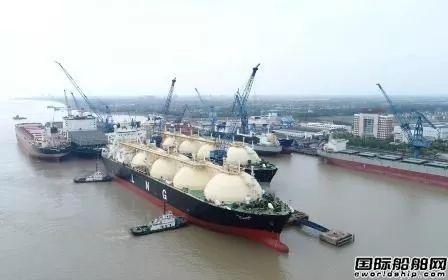 华润大东步入LNG船修船新领域