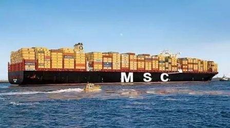 地中海航运史上首次收购航运公司