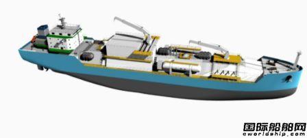 瓦锡兰为中国首艘远洋LNG加注船提供综合解决方案