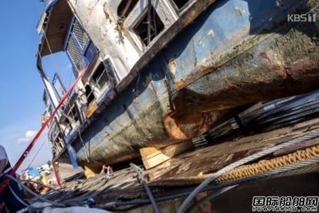 匈牙利沉船事故披露:曾遭巨大撞击沉没后多次旋转