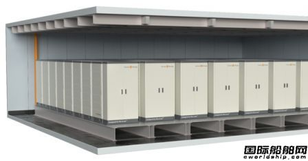 Corvus Energy推出新一代客船能源存储系统