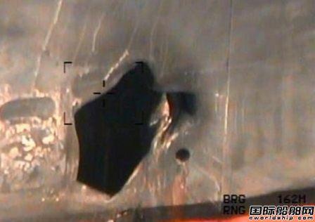 """美国公布伊朗参与袭击油轮新""""证据"""""""