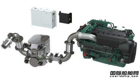 沃尔沃遍达新推满足IMO Tier III D8发动机
