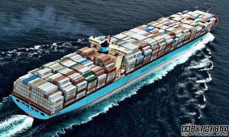 全球集装箱船运力榜单出炉:排名稳定