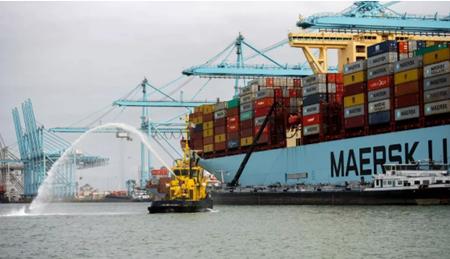 """马士基将为客户提供""""碳中和""""海运服务"""