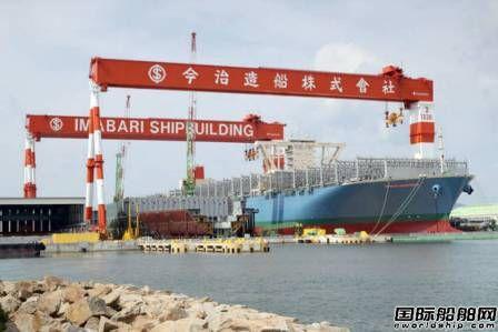 日本船企5月接单量同比增长手持订单持续下滑